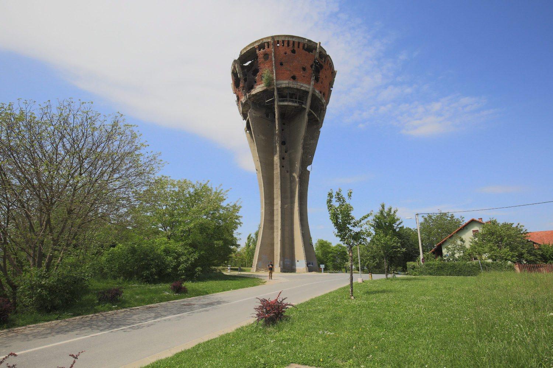 Vodotoranj u Vukovaru