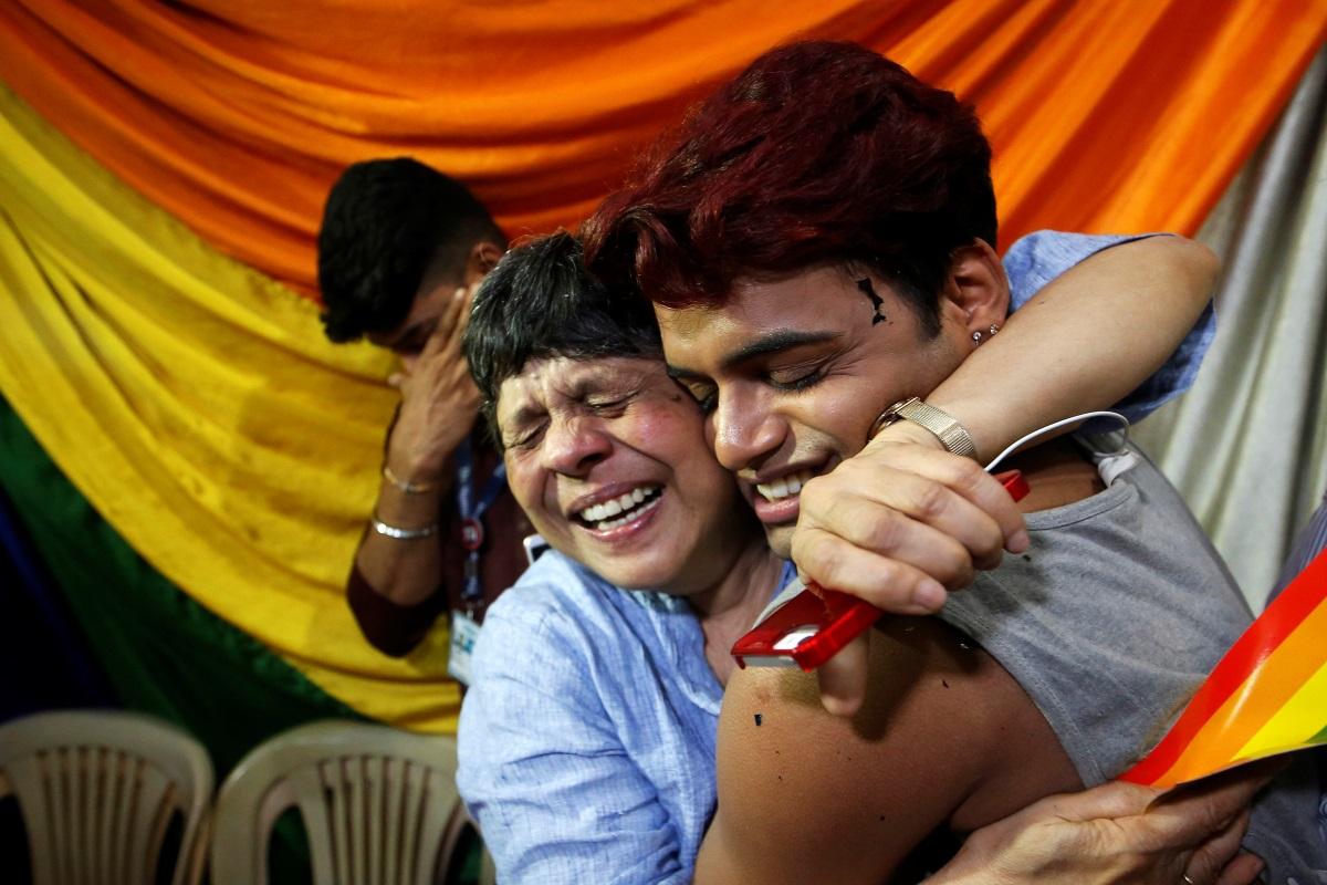 Slavlje u Indiji nakon presude Vrhovnog suda da gay seks više nije kazneno djelo