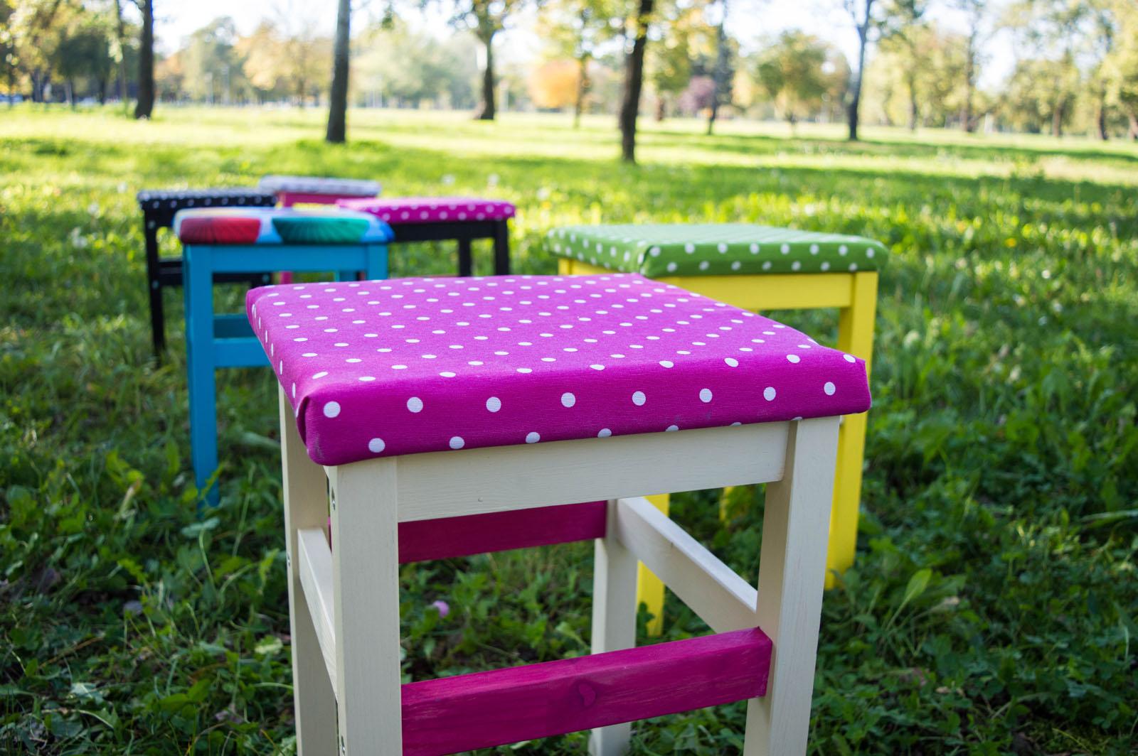 PHP stolci na bundeku
