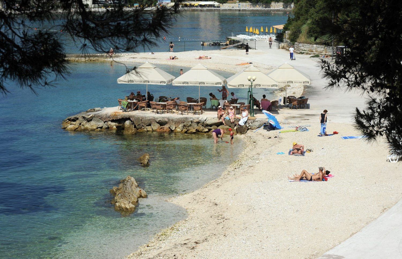 plaža Ovčice u Splitu