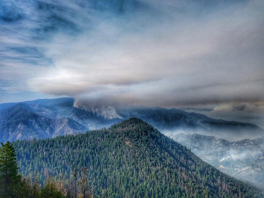 Nacionalni park Yosemite u Kaliforniji