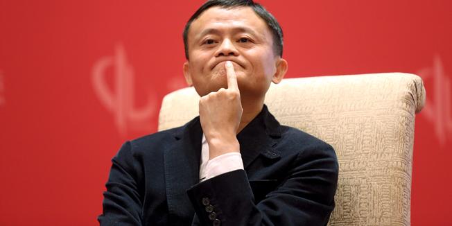 Jack Ma, osnivač i predsjednik Alibaba Grupe