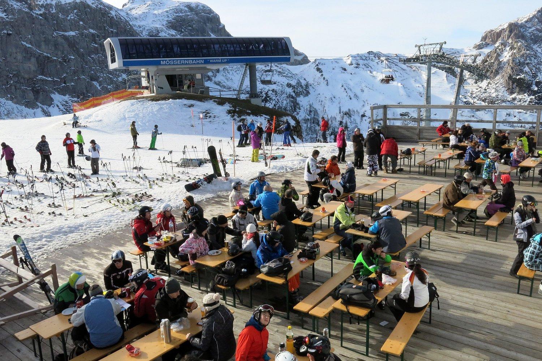 Ilustracija: austrijsko skijalište Nassfeld