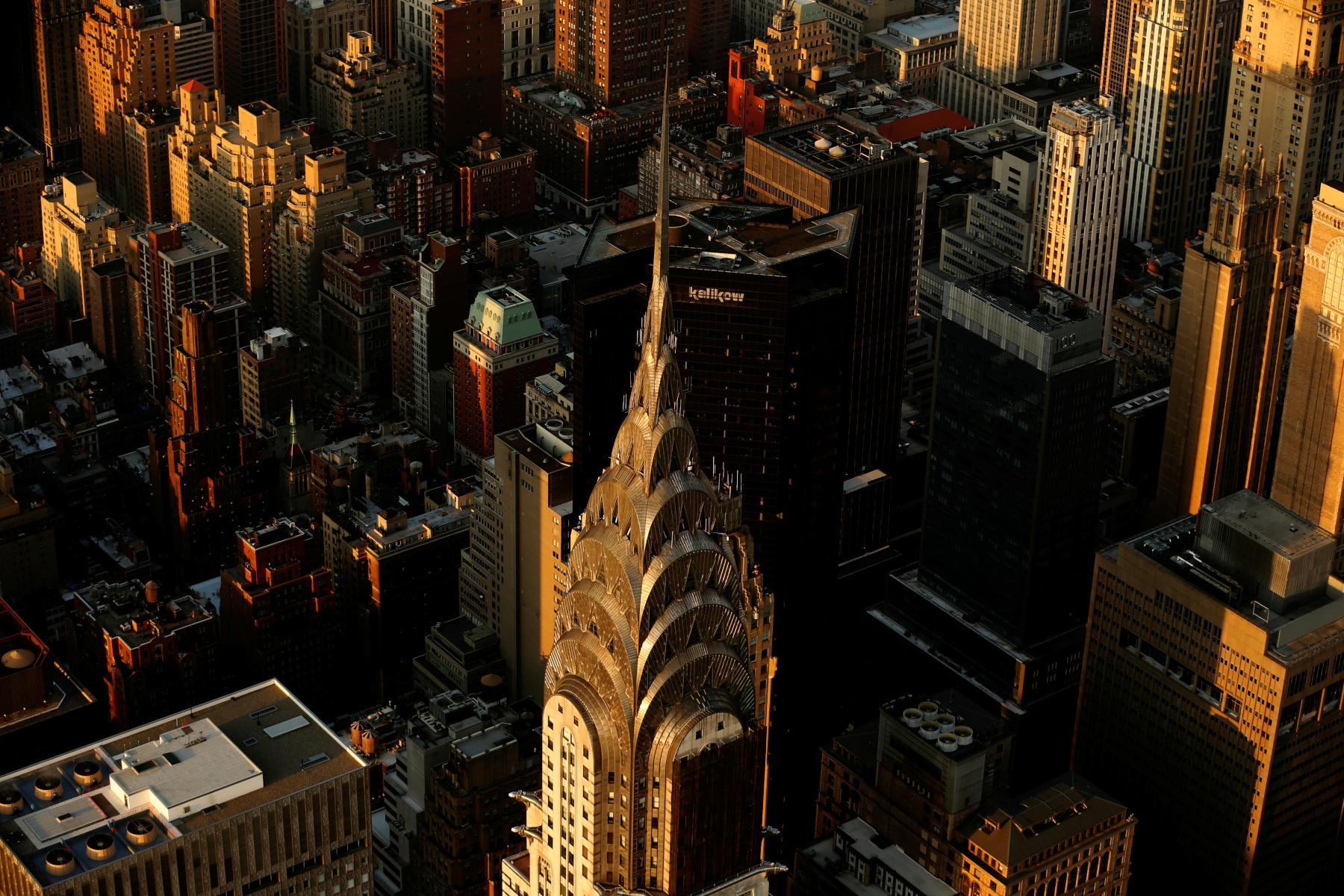 Chrysler neboder u New Yorku