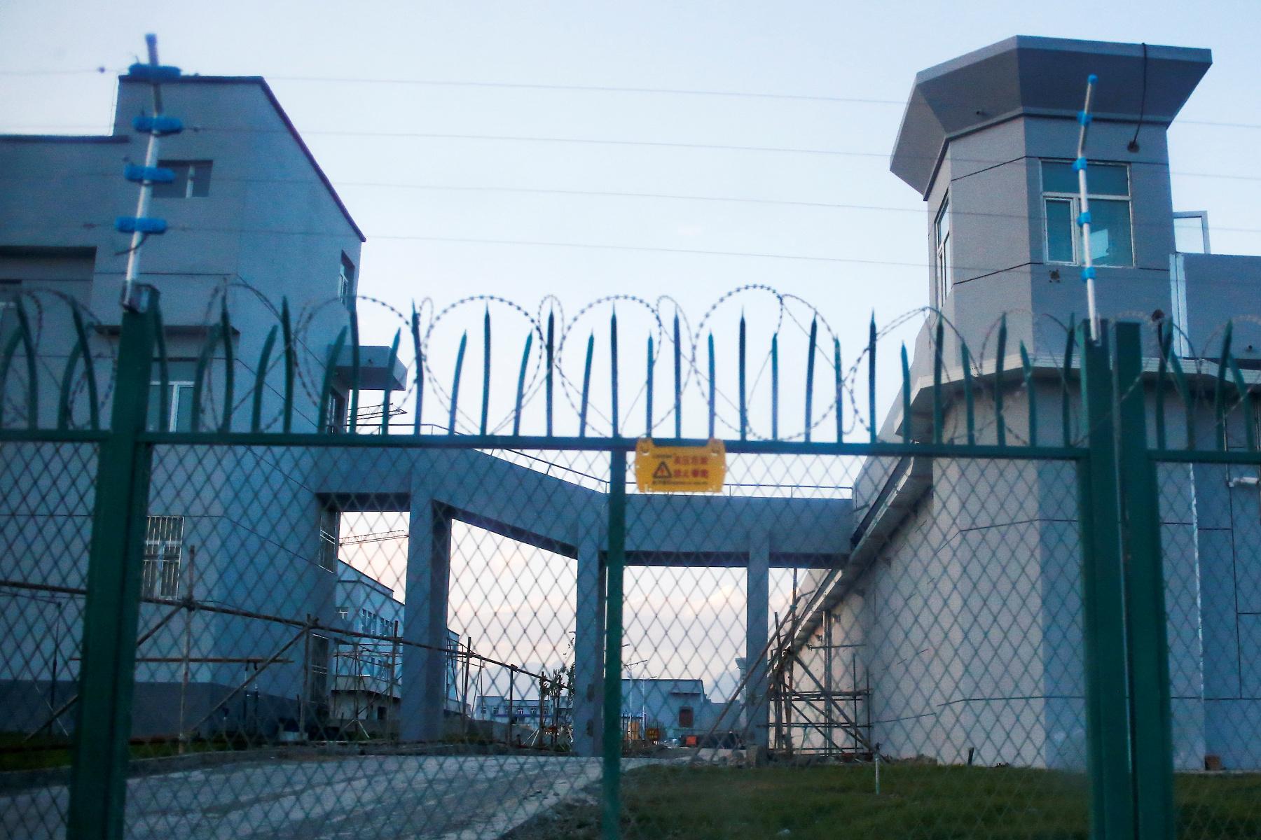 'Centar za preodgoj' u Xinjiangu
