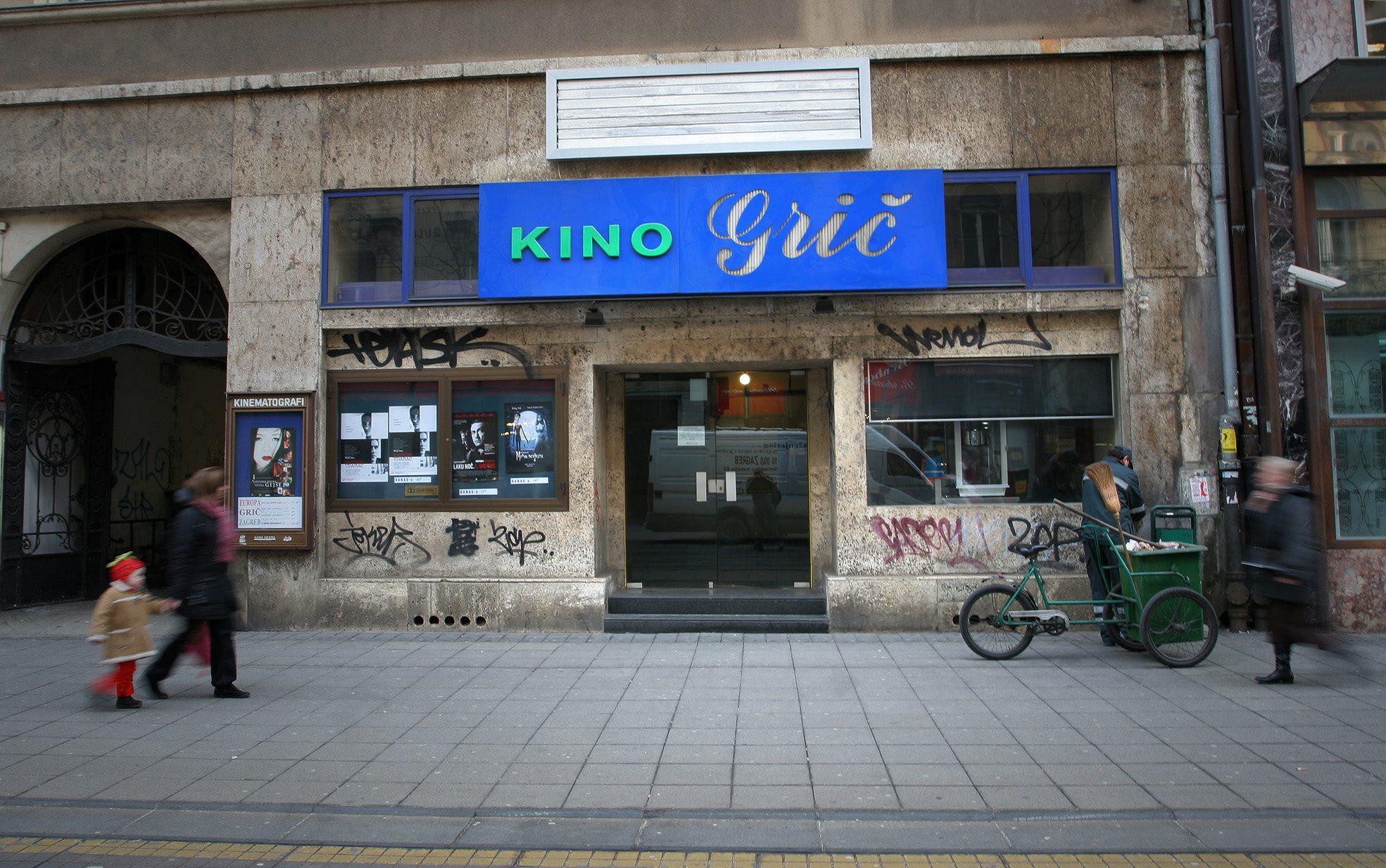 Kino Grič u Jurišićevoj 6