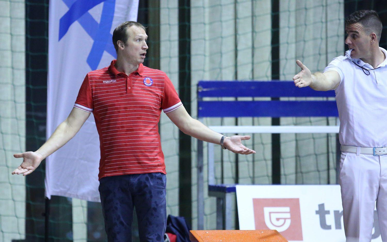 Trener Juga Vjekoslav Kobešćak