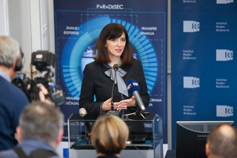Science and Education Minister Blaženka Divjak
