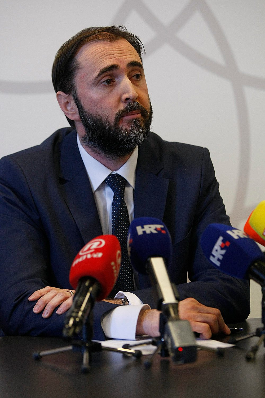 Na fotografiji: Krešimir Luetić