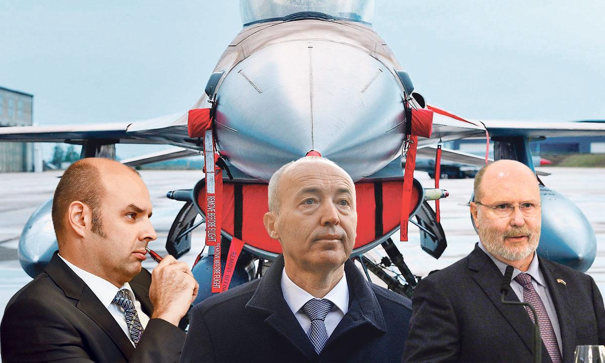 Petar Mihatov, Damir Krstičević, Robert Kohorst