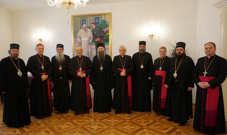Požega, susret katoličkih biskupa i episkopa Srpske pravoslavne crkve