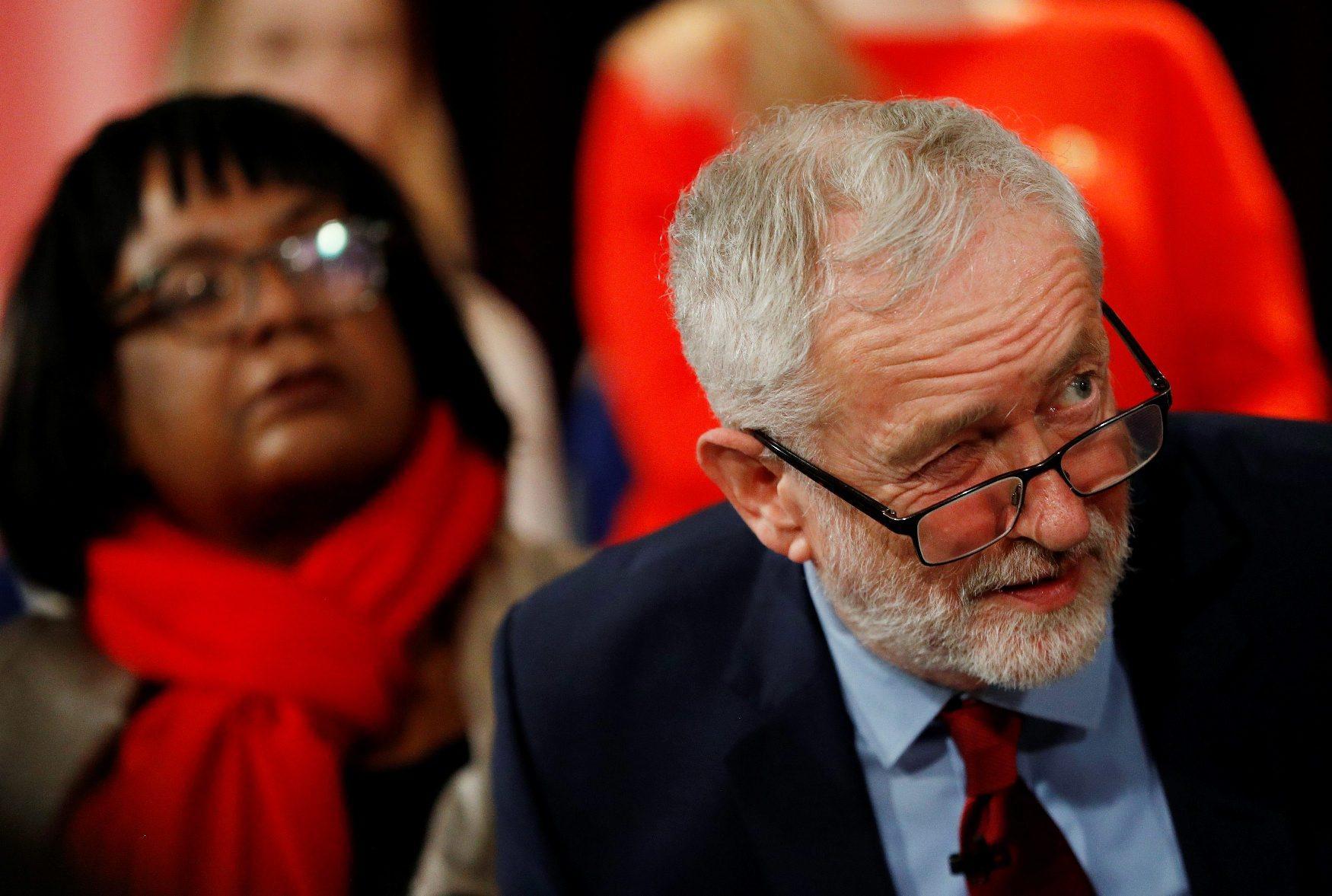 Čelnik britanske Laburističke stranke Jeremy Corbyn