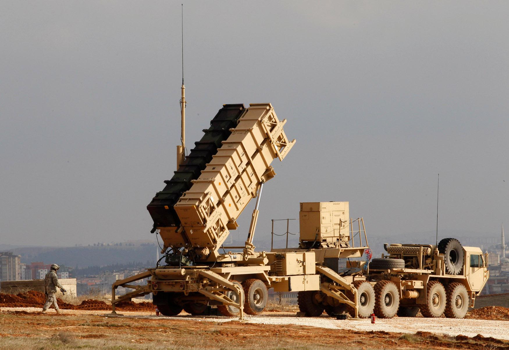 Raketni sustav Patriot