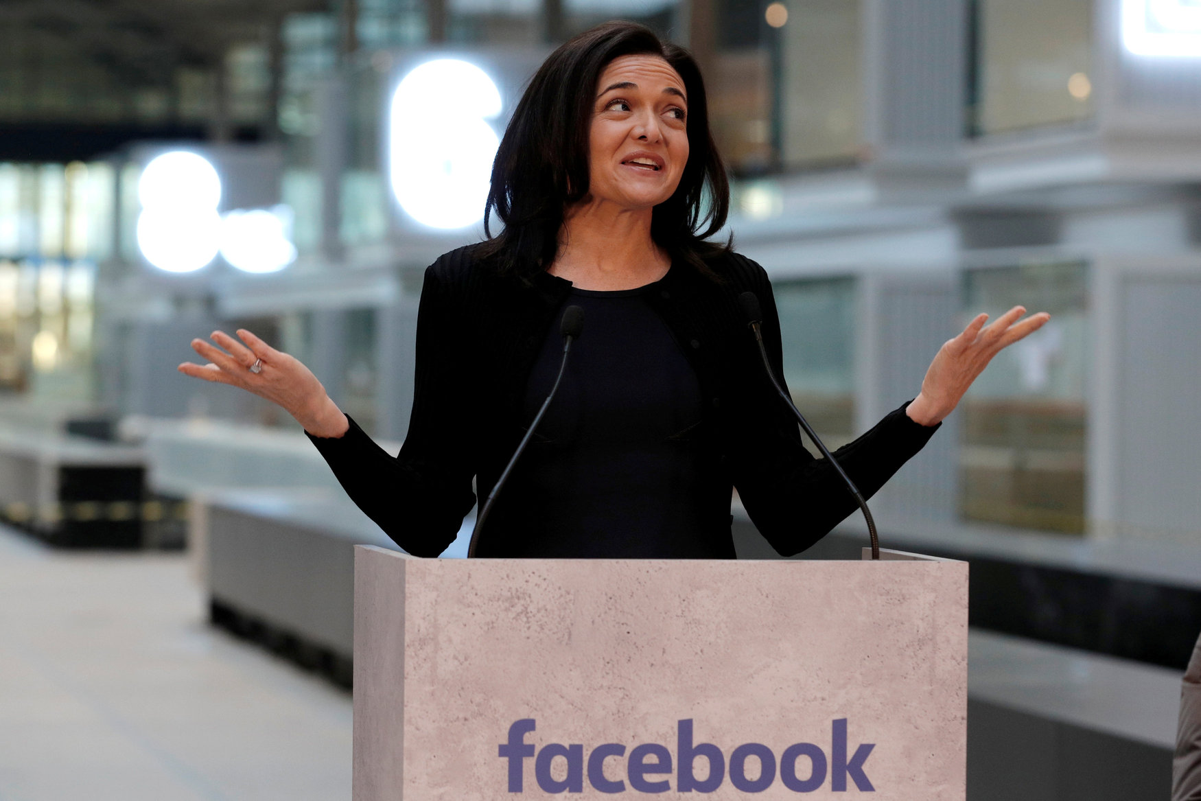 Sheryl Sandberg, direktorica operativnog poslovanja Facebooka
