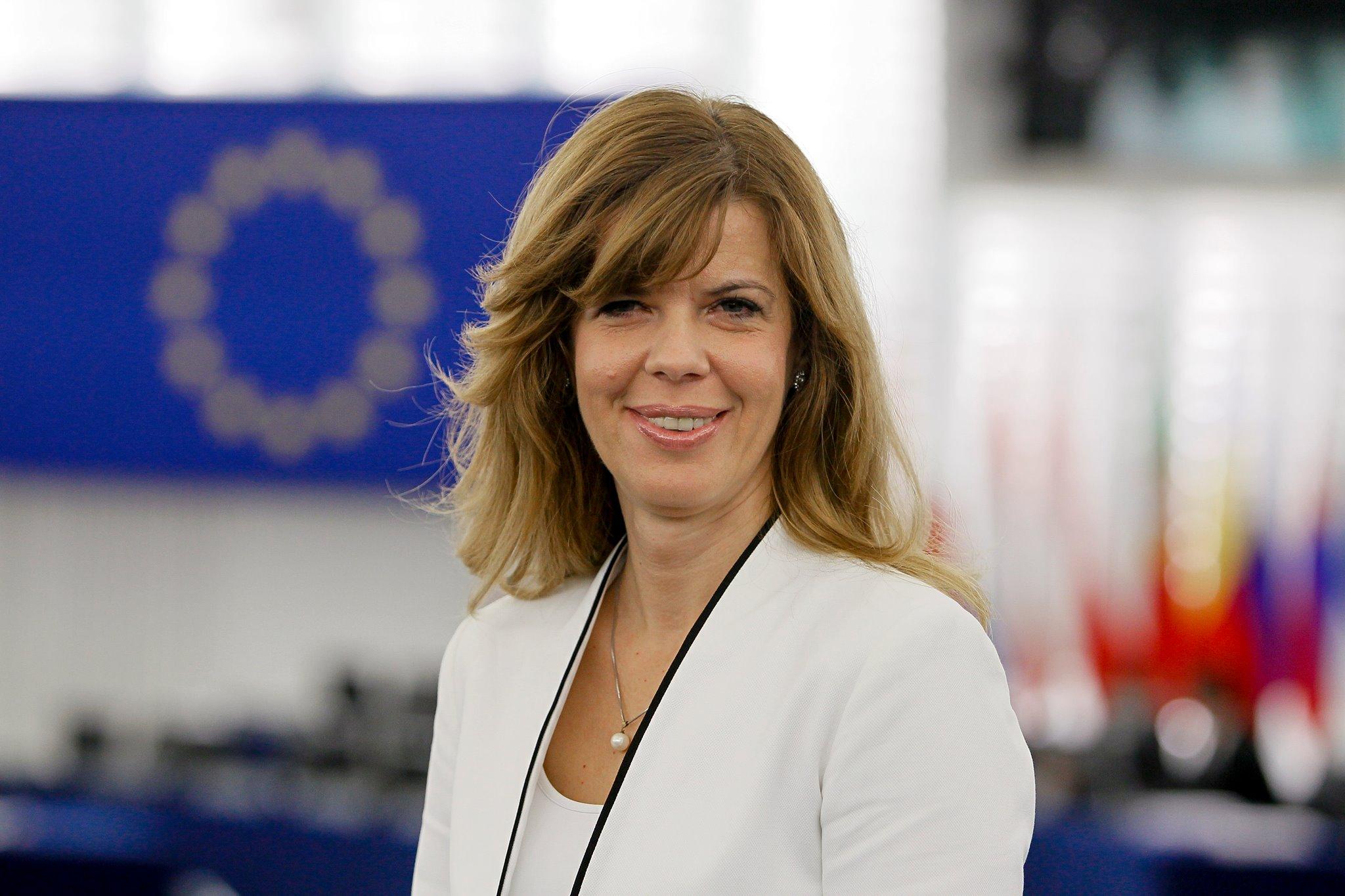 Zastupnica u Europskom parlamentu Biljana Borzan