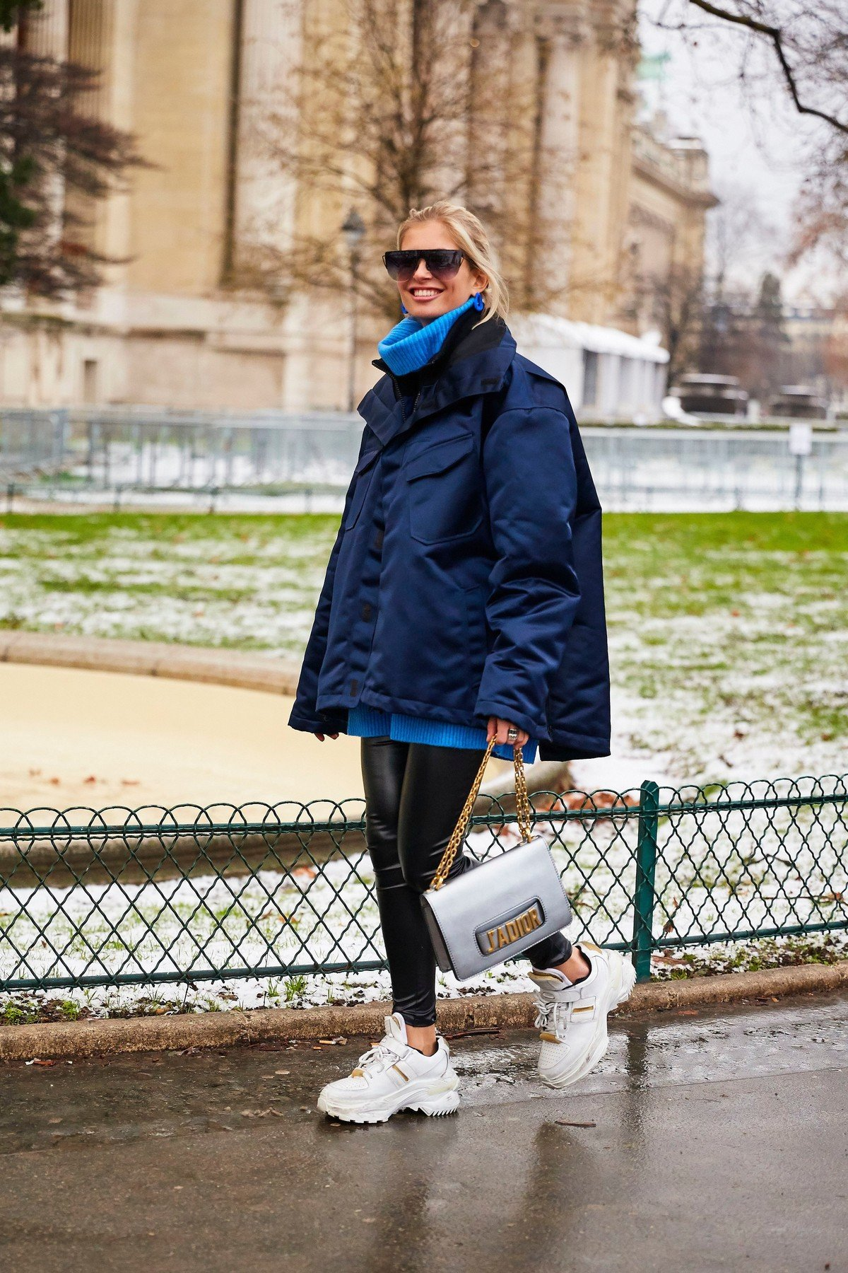 Street Style Street Style Spring Summer 2019, Haute Couture Fashion Week, Paris,  France - 22 Jan 2019, Image: 409462090, License: Rights-managed, Restrictions: , Model Release: no, Credit line: Profimedia, TEMP Rex Features
