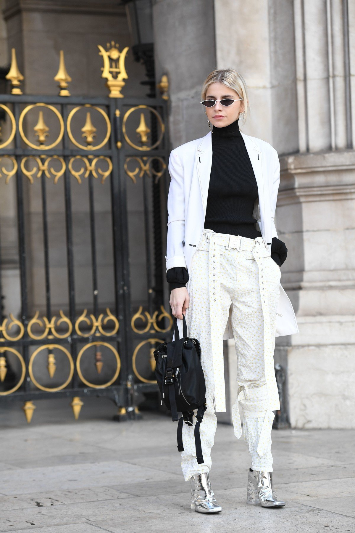 Street Style Street Style, Spring Summer 2019, Haute Couture Fashion Week, Paris,  France - 21 Jan 2019, Image: 409187037, License: Rights-managed, Restrictions: , Model Release: no, Credit line: Profimedia, TEMP Rex Features