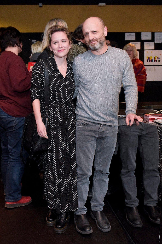 Mile Kekin sa suprugom Ivanom