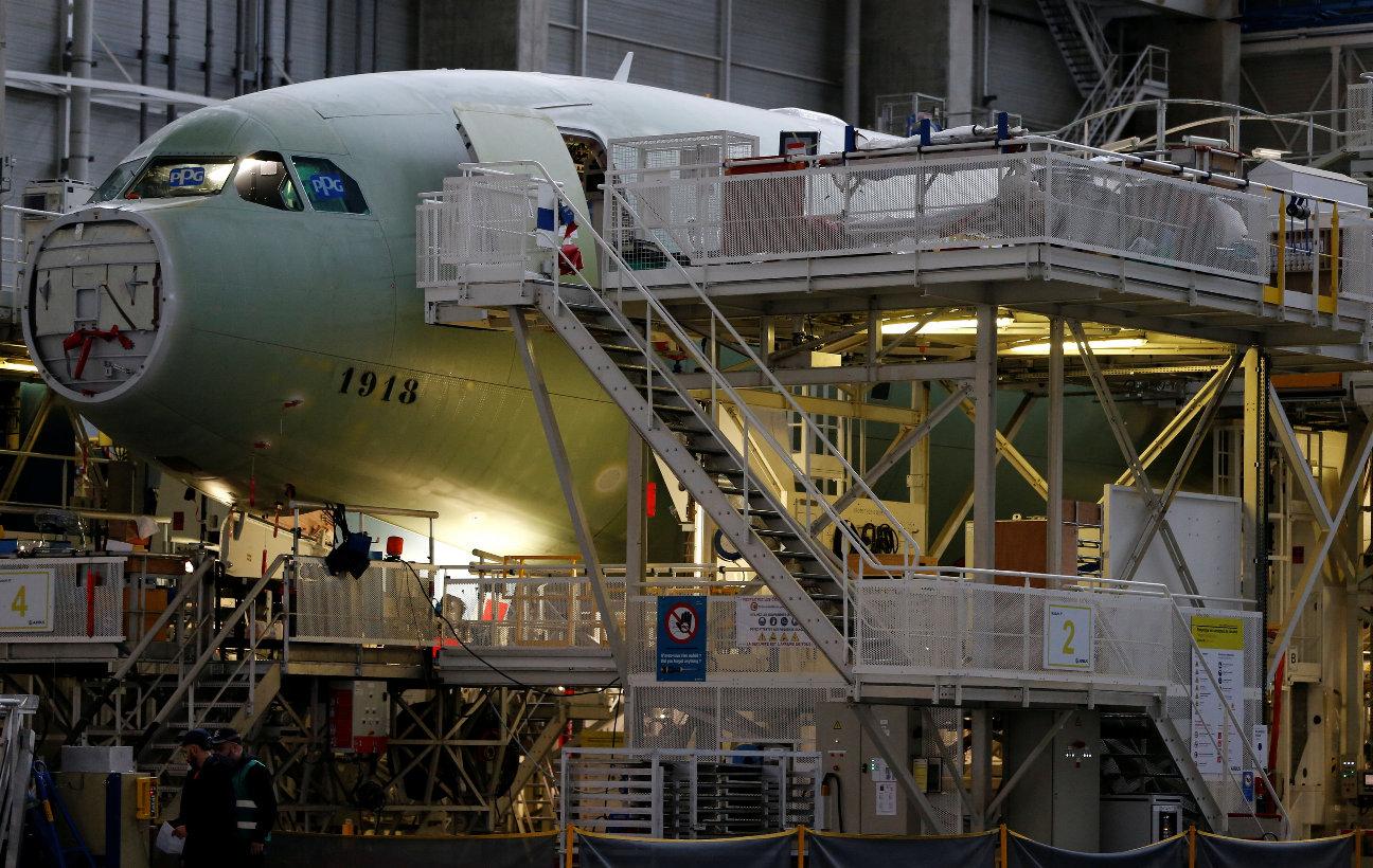 Tvornica kompanije Airbus