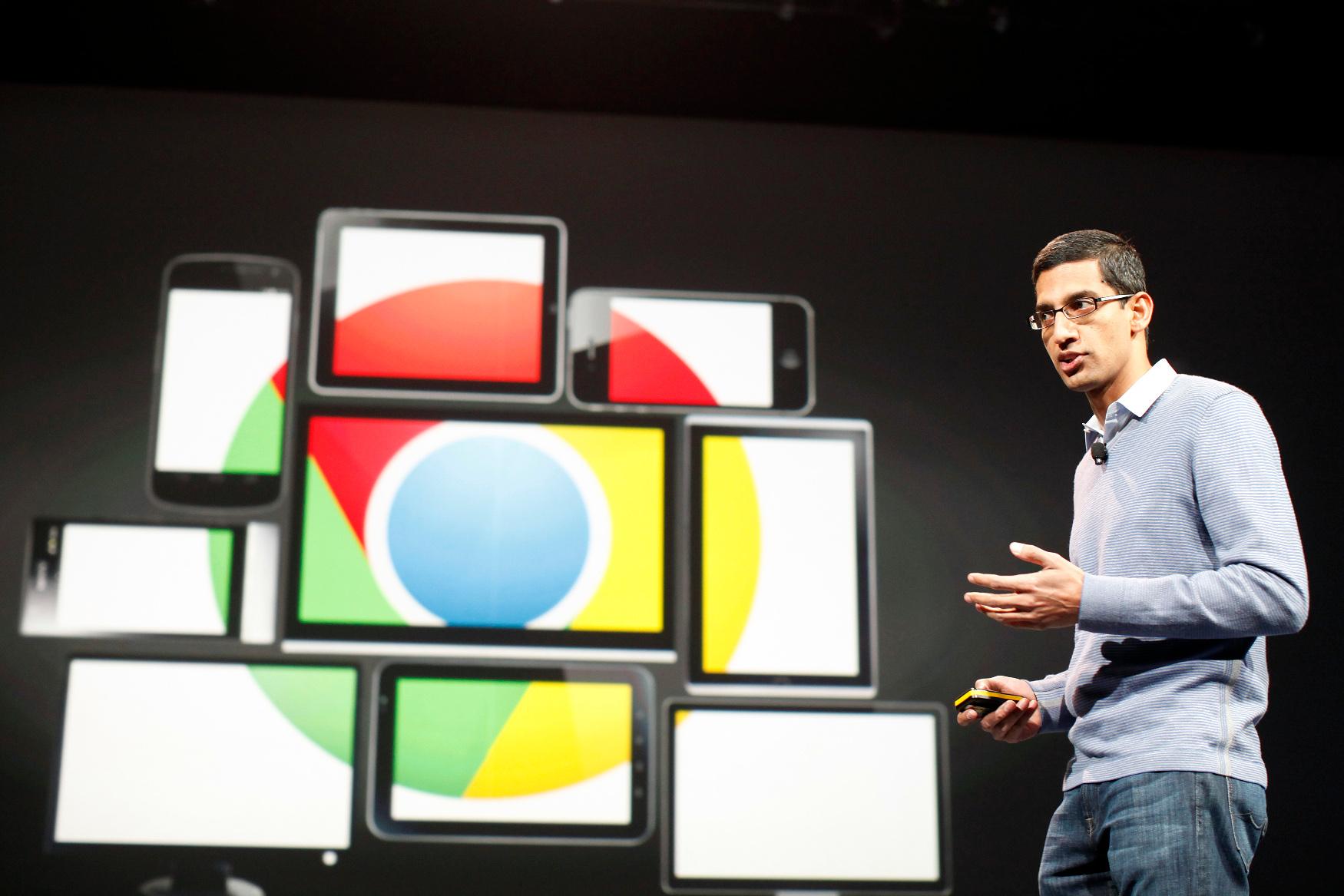 Sundar Pichai, viši potpredsjednik Google Chromea