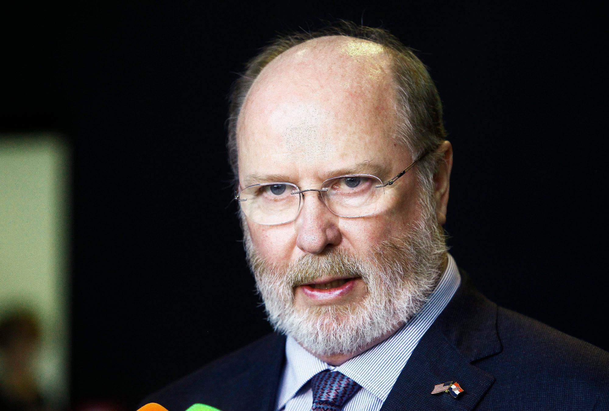 Američki veleposlanik W. Robert Kohorst