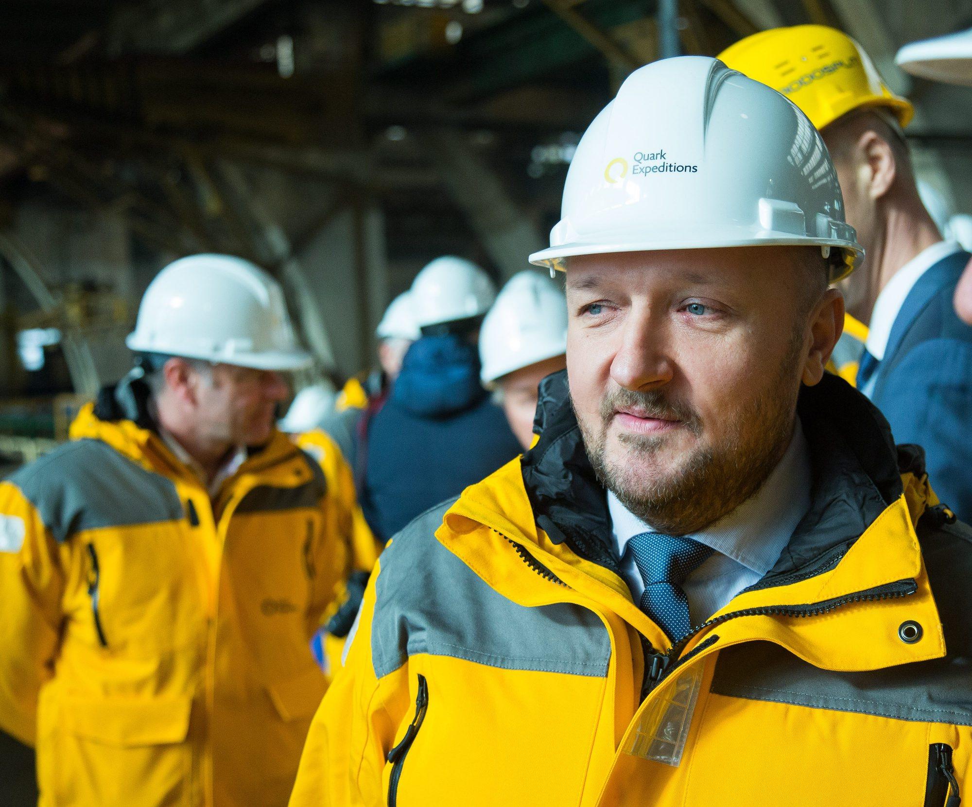 Tomislav Debeljak, predsjednik Uprave Brodosplita