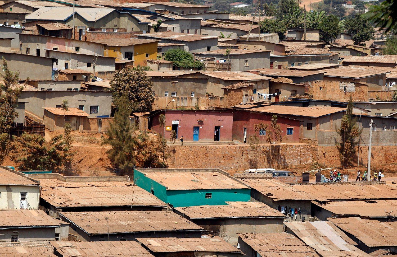 Kampala, arhivska fotografija