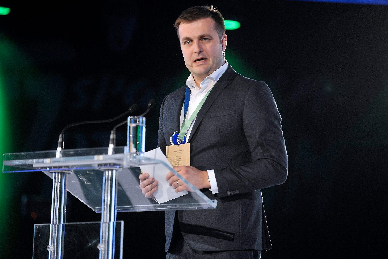 Ministar energetike Tomislav Ćorić na konferenciji 'Zagospodarimo otpadom'