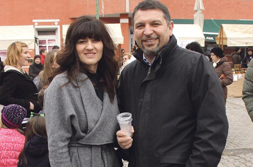 Sanja i Željko Lacković