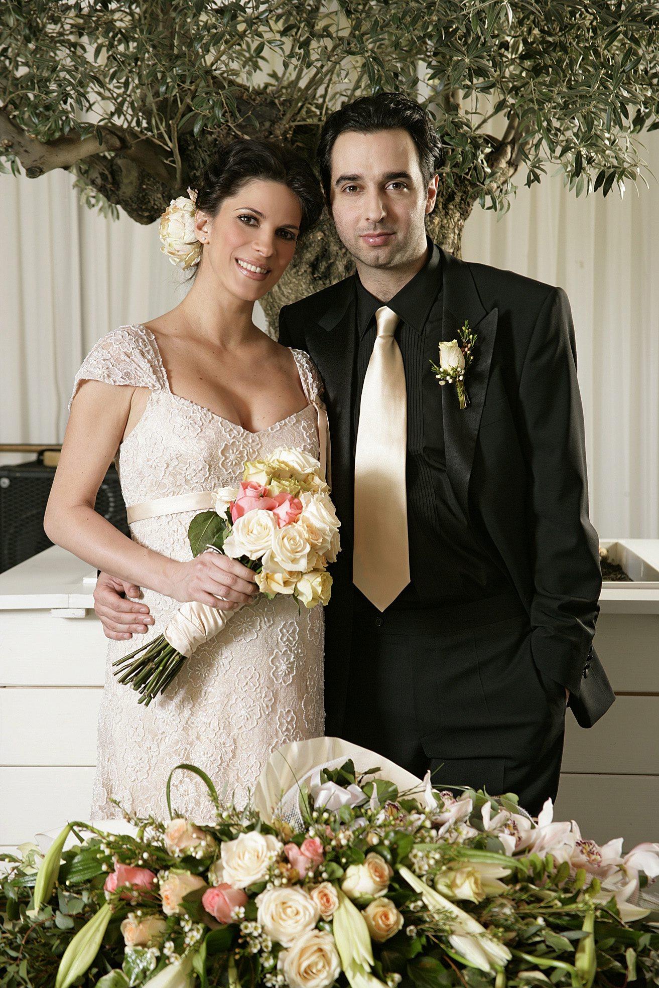 zagreb 070106 vjencanje bojana gregoric i enes vejzovic foto studio plavi -zs-