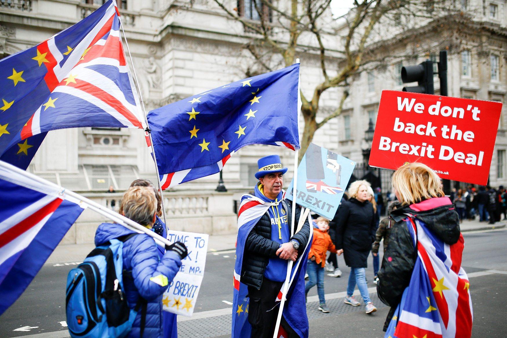 Prosvjed protiv Brexita