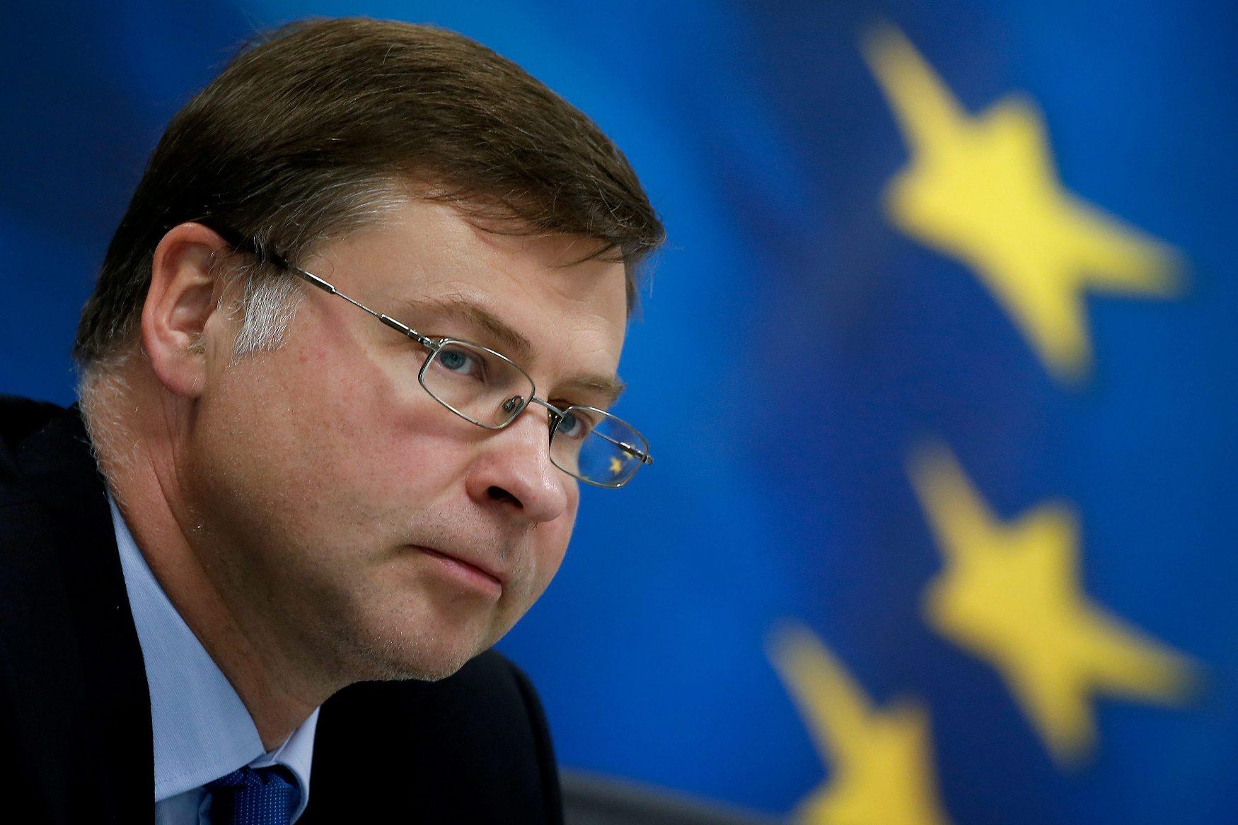 Potpredsjednik Europske komisije Valdis Dombrovskis