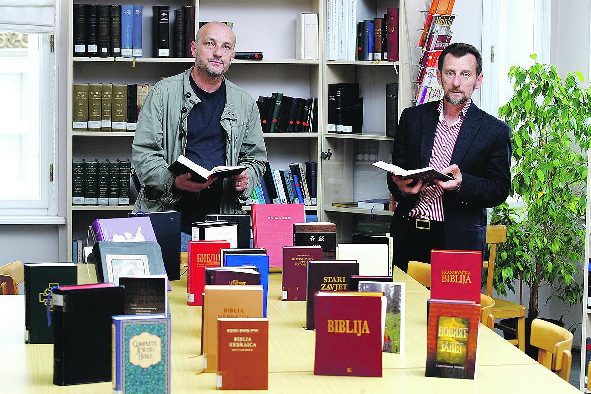 Boris Beck i Danijel Berković