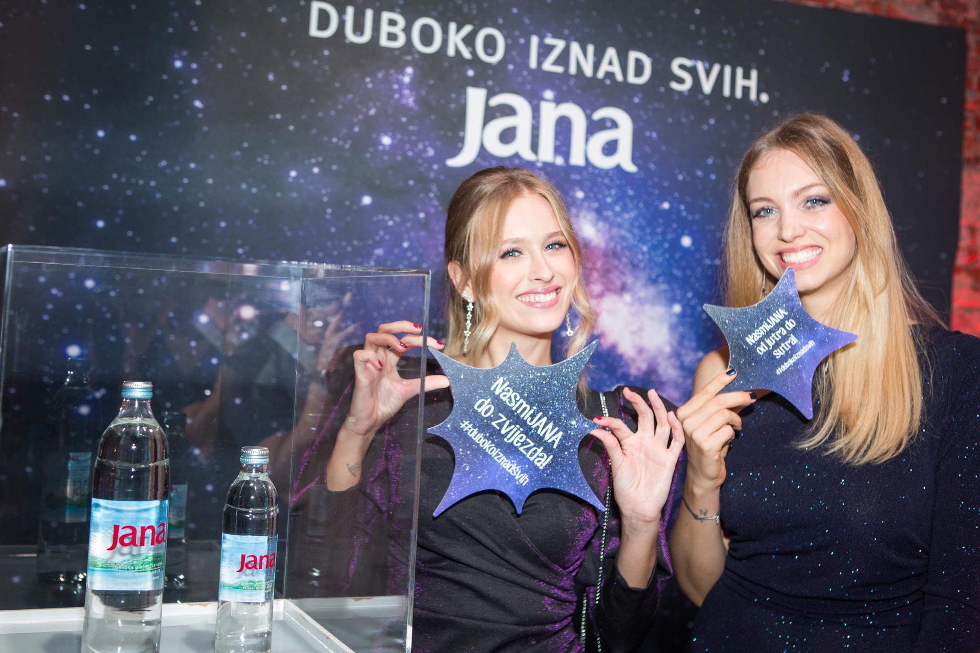 Domenica Žuvela i Hana Huljić