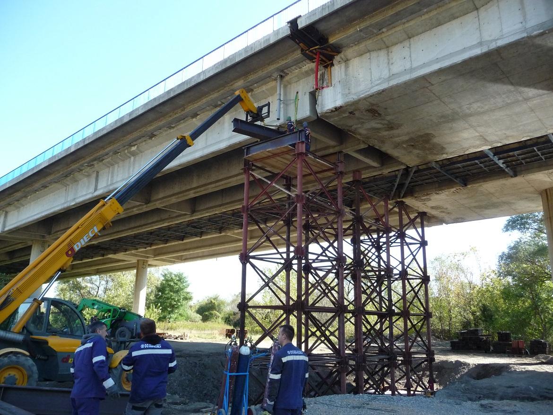 sanacija mosta preko rijeke Save na zagrebačkoj obilaznici u smjeru Lučkog