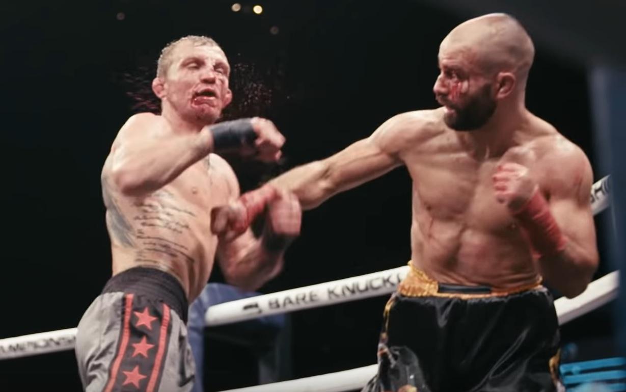 Jason Knight vs. Artem Lobov.