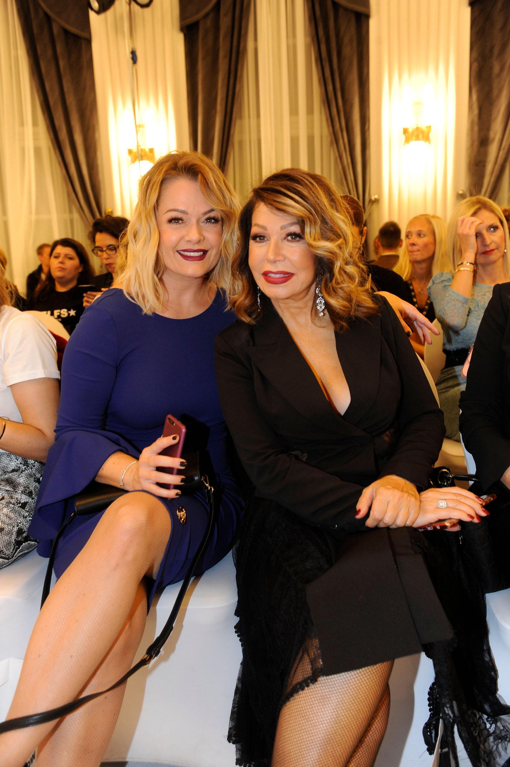 Renata Končić Minea i Neda Ukraden
