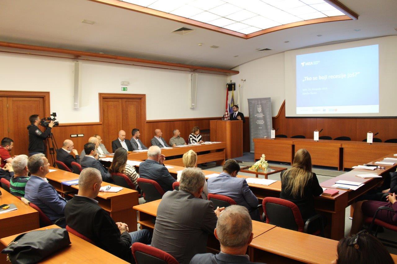 Proširena sjednica Gospodarskog vijeća HGK – Županijske komore Split