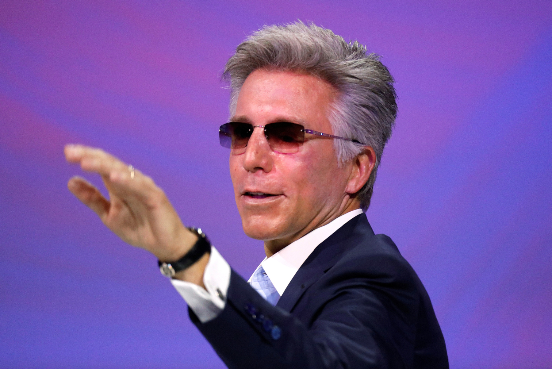 Bill McDermott, bivši direktor SAP-a