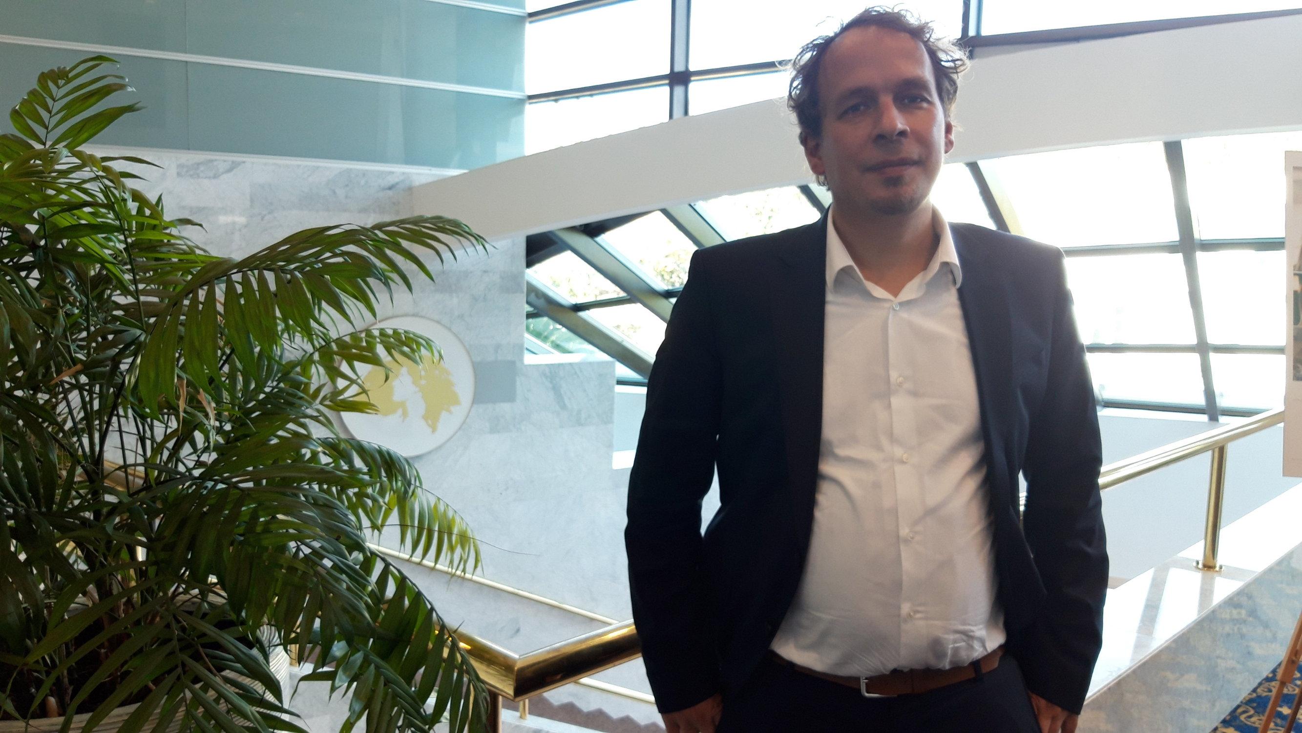 Ulli Waltinger, osnivač i suvoditelj AI lab-a u kompaniji  Siemens Corporate Technology