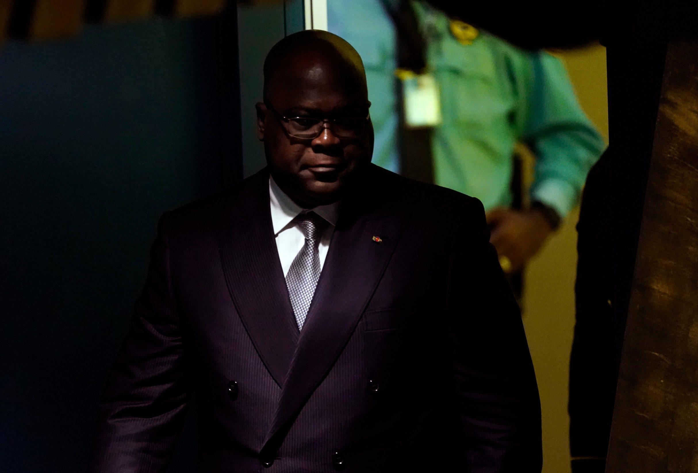 Felix Antoine Tshilombo Tshisekedi