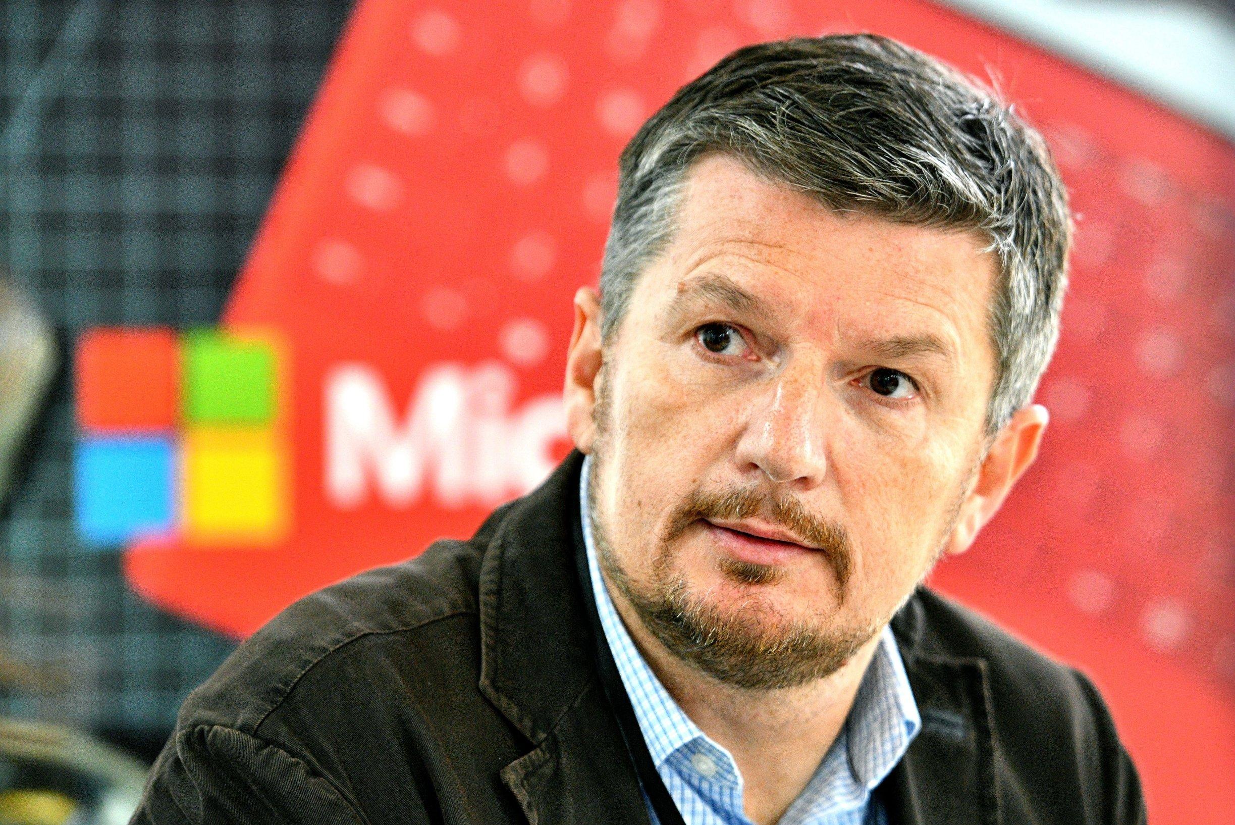 Ratko Mutavdžić, direktor usluge informatičkog oblaka (Cloud Service) u javnom sektoru za Srednjoistočnu Europu u kompaniji Microsoft