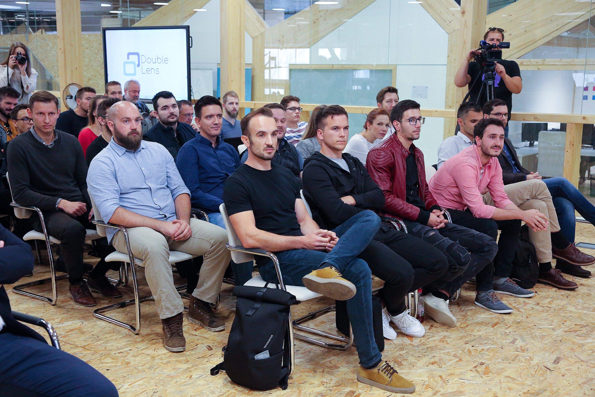 Predstavljanje sudionka četvrtog ciklusa Startup Factory programa
