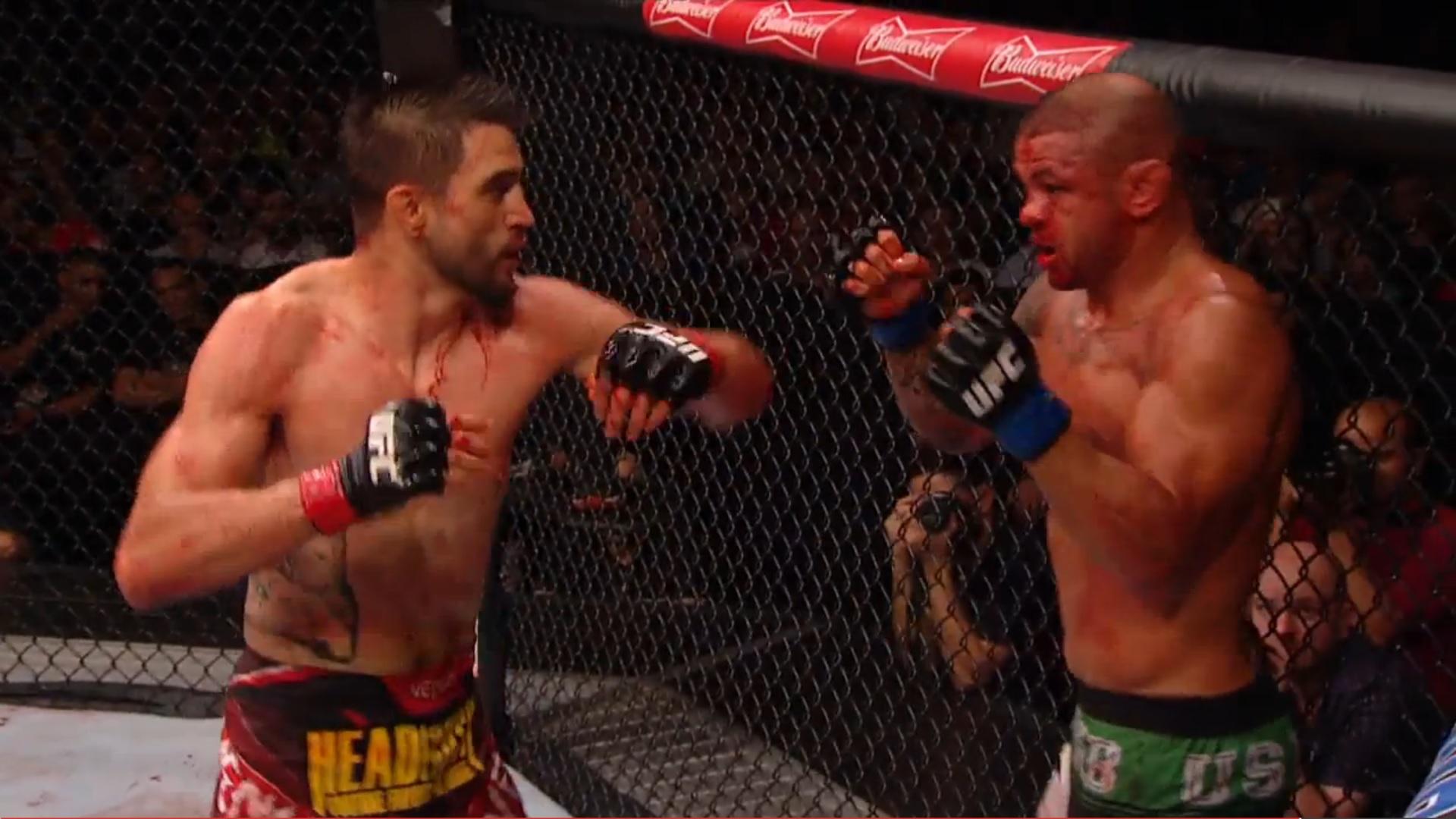 Carlos Condit vs. Thiago Alves