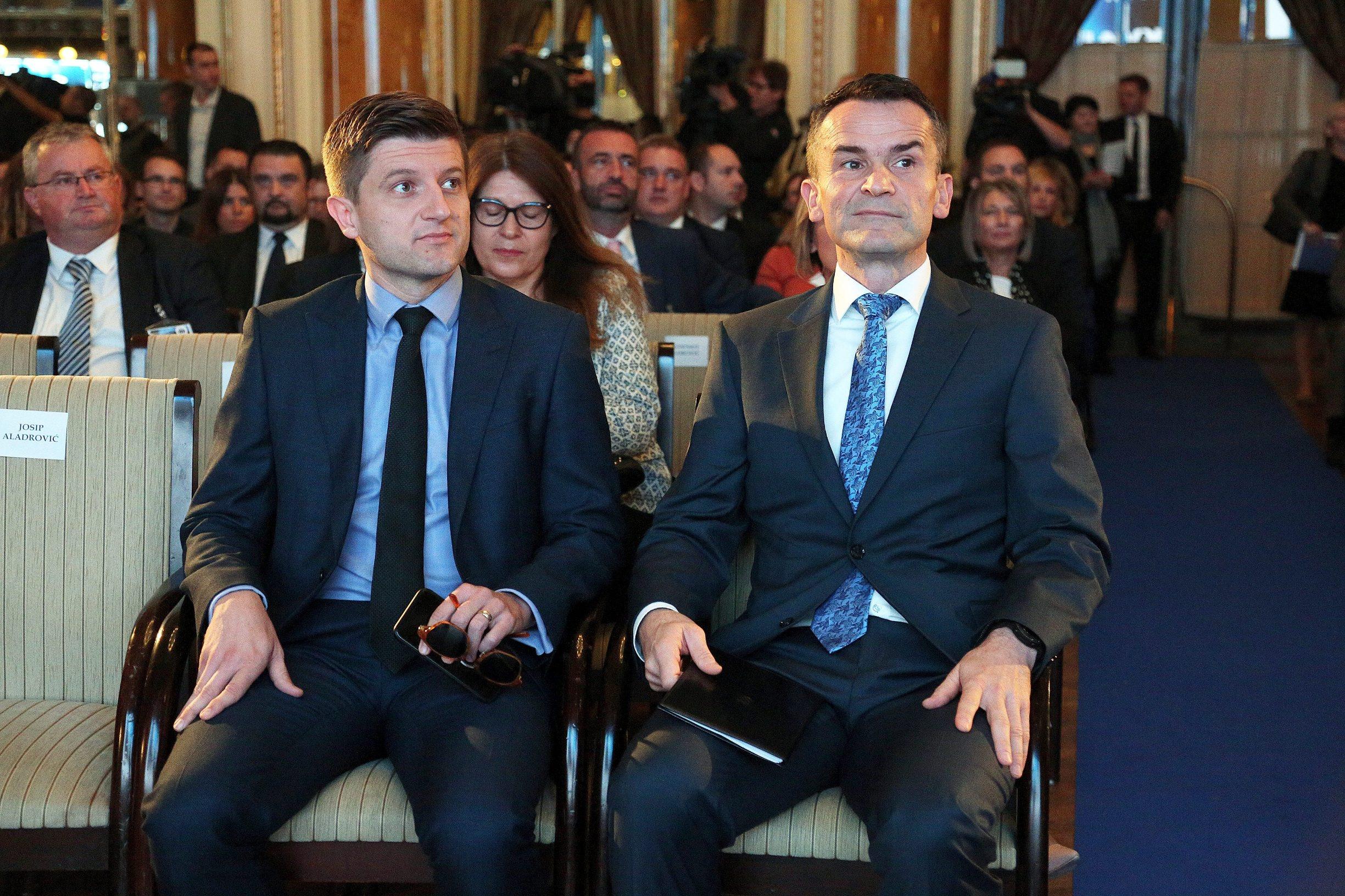 Zdravko Marić i Ante Žigman