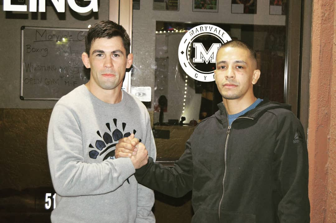 Dominick Cruz i John Moraga