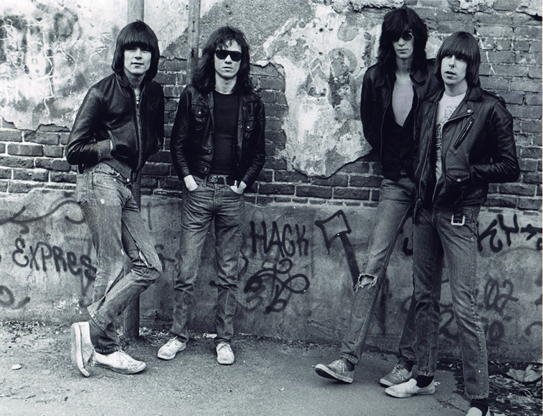Jan 19, 2003; Los Angeles, CA, USA; Director's Jim Fields and Michael Gramaglia bring you the documentary, 'End of the Century: The Ramones Story.' The story of the punk rock band 'The Ramones.', Image: 94056925, License: Rights-managed, Restrictions: For Editorial Use ONLY! Copyright Chinagraph29 - 31 Saffron Hill, London. E, Model Release: no, Credit line: Chinagraph / Entertainment Pictures / Profimedia