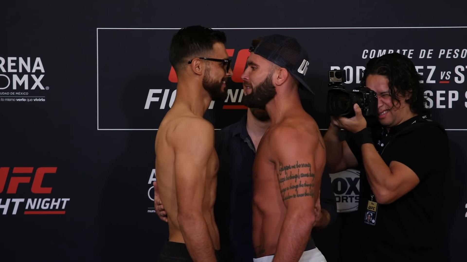Rodriguez vs. Stephens