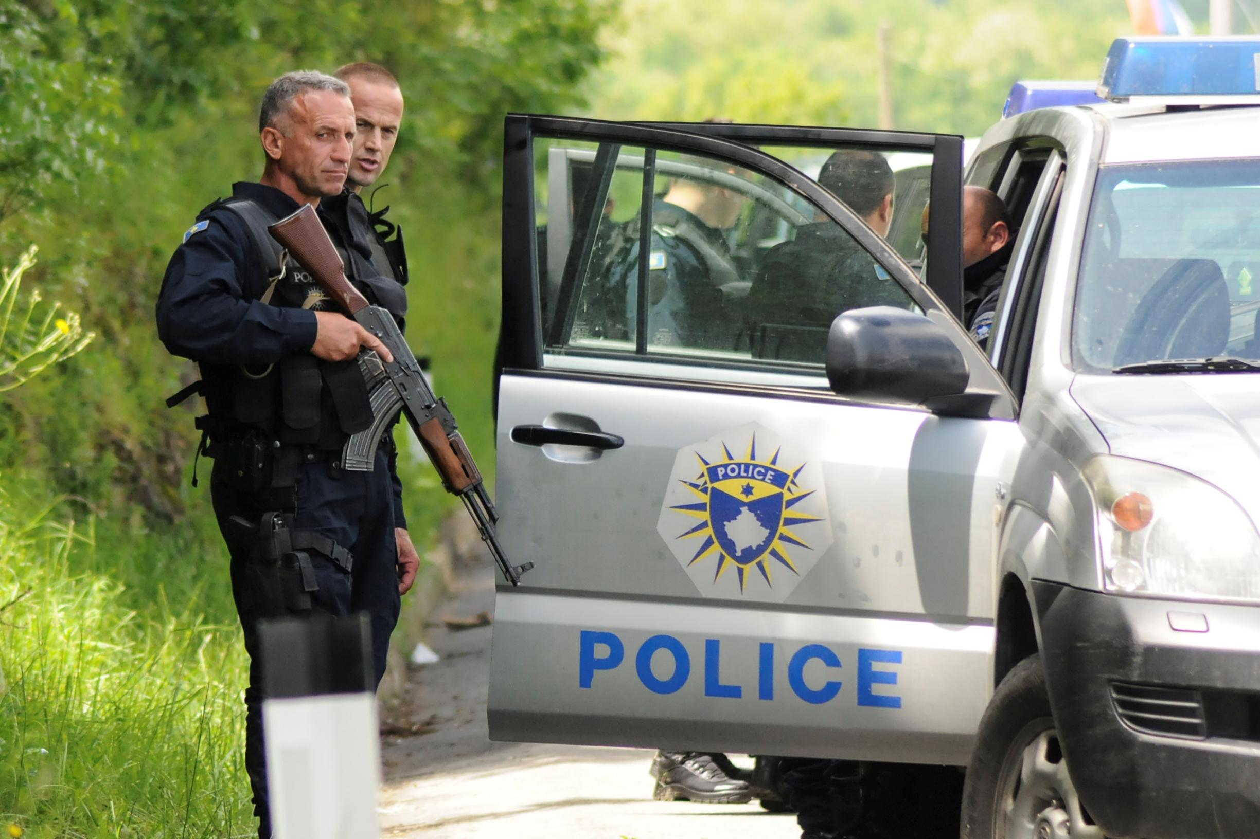 Ilustracija: kosovska policija