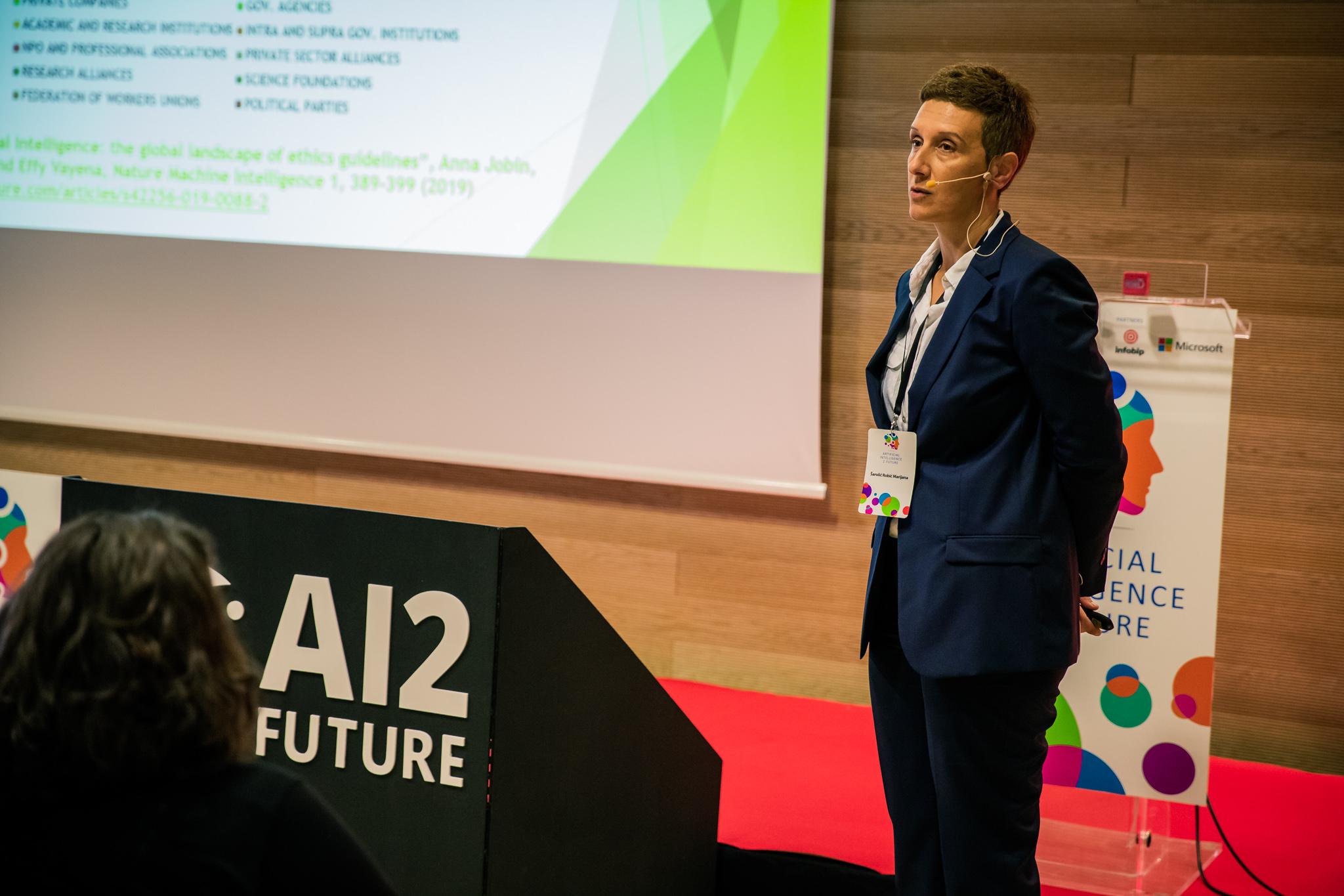 Marijana Šarolić Robić, odvjetnica i predsjednica Professional Women's Networka Zagreb